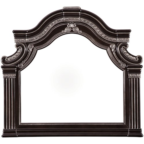 Signature Design by Ashley Banalski Traditional Bedroom Mirror