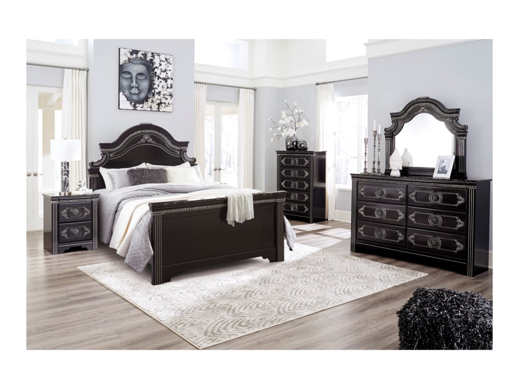 Signature Design by Ashley BanalskiQueen Panel Bed