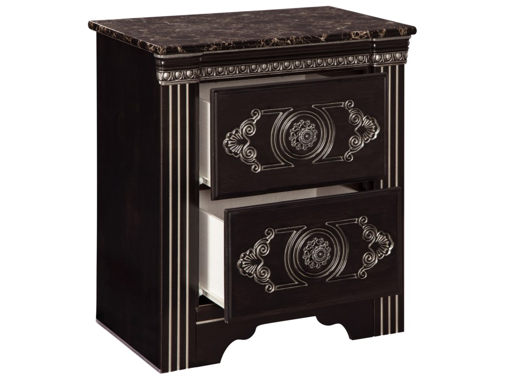 Signature Design by Ashley Banalski2-Drawer Nightstand