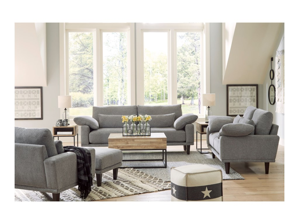Signature Design by Ashley BanewayStationary Living Room Group
