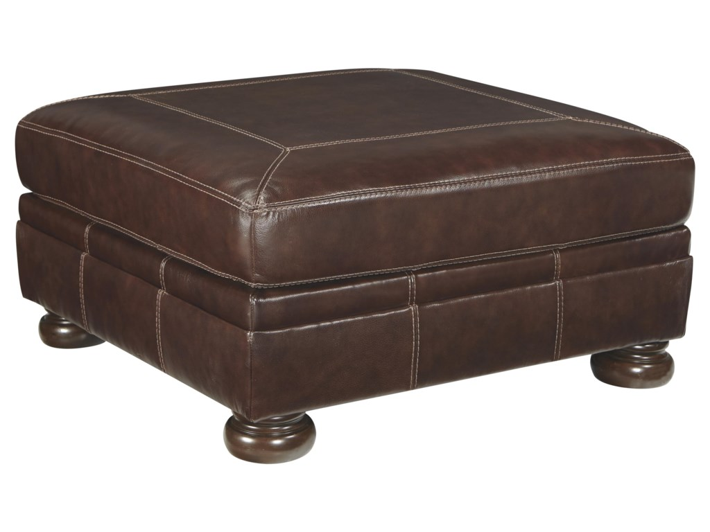 Signature Design by Ashley BannerOversized Accent Ottoman