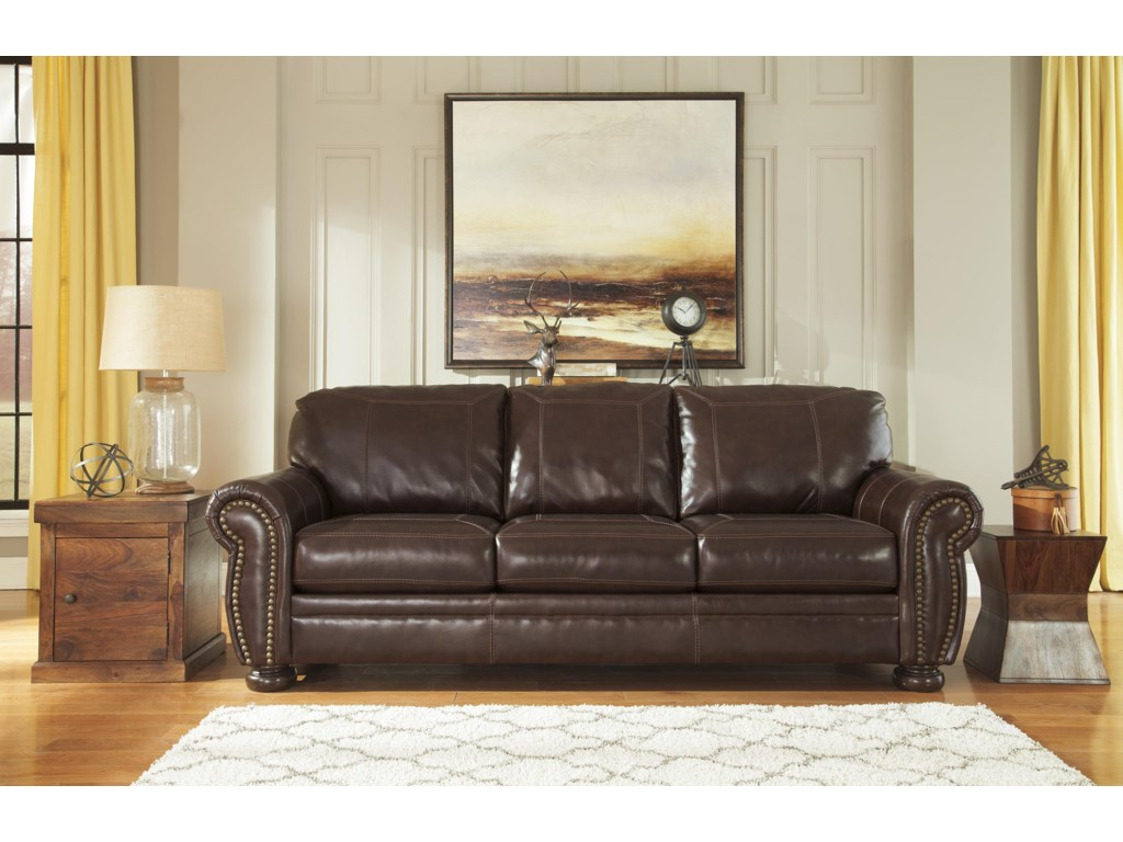 Signature Design by Ashley BannerQueen Sofa Sleeper