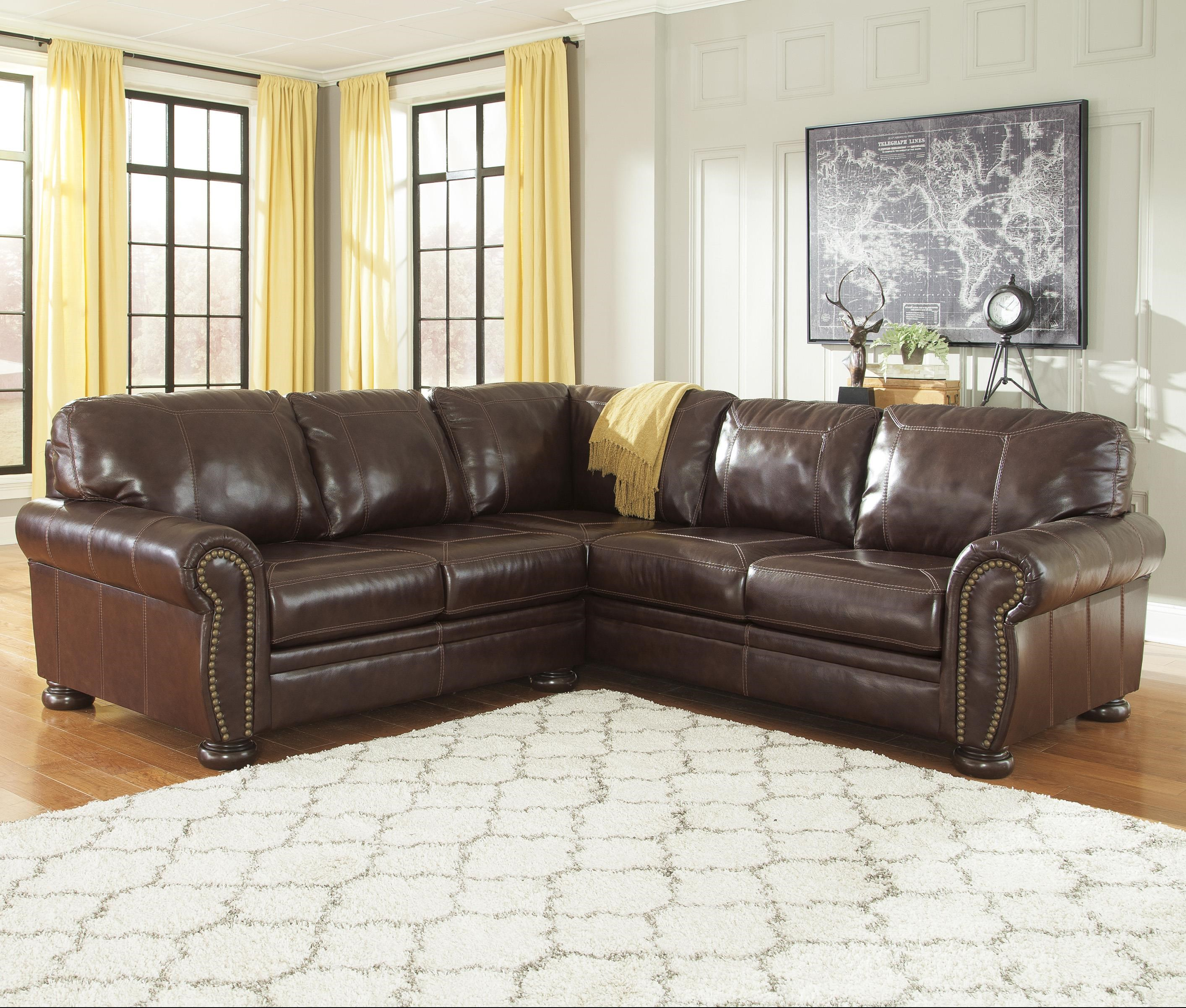 Signature Design By Ashley Banner2 Piece Sectional ...
