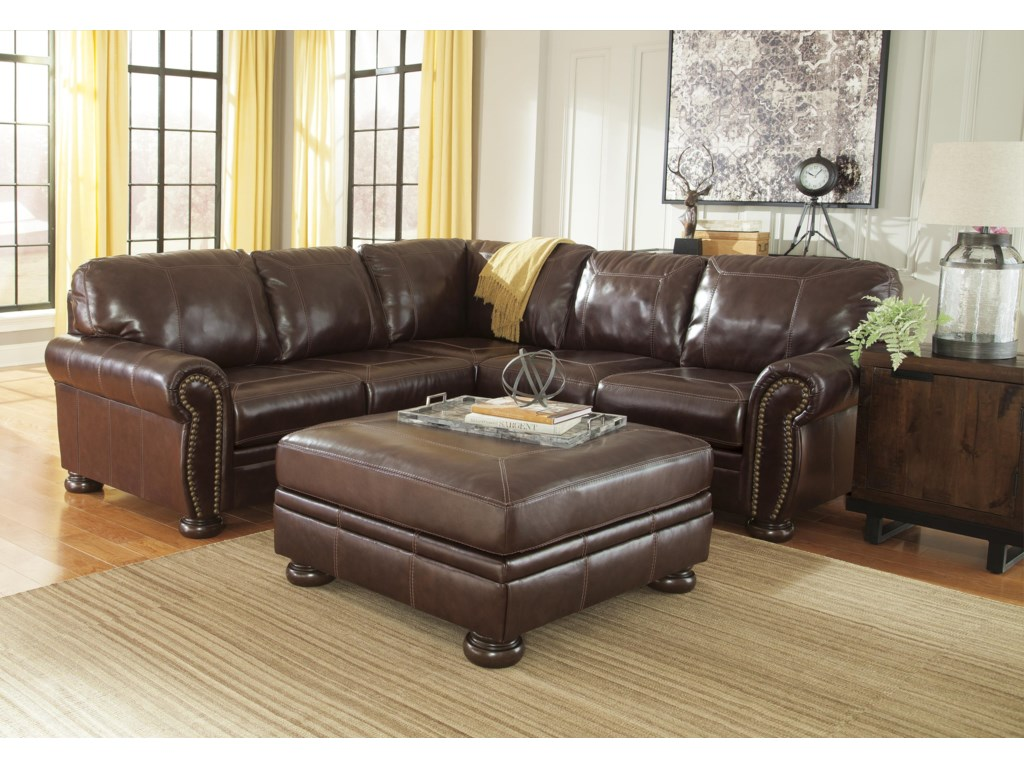 Signature Design by Ashley Banner2-Piece Sectional
