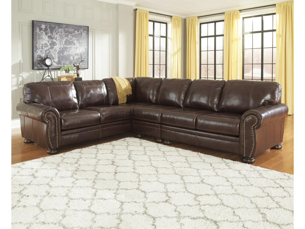 products in chaise sectional piece height ashley item signature threshold trim left with becker belcastel gray fabric width