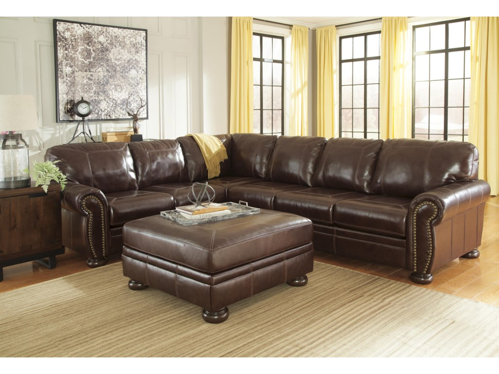 Signature Design by Ashley Banner3-Piece Sectional