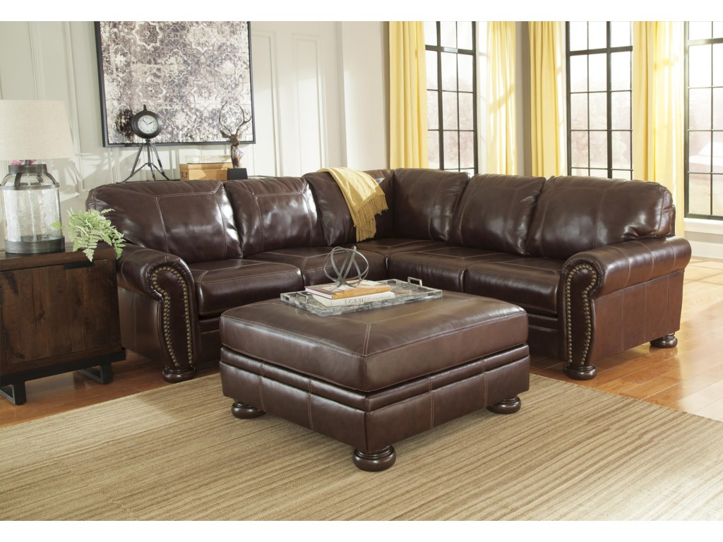 Ashley (Signature Design) Banner2-Piece Sectional