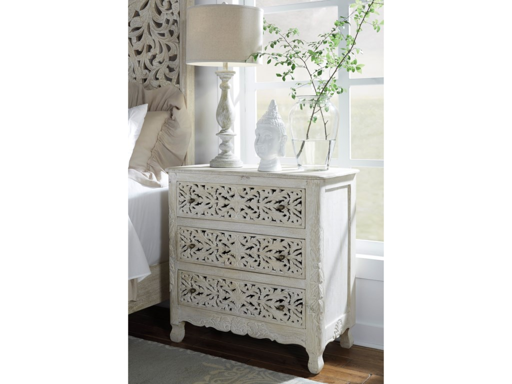 Signature Design by Ashley BantoriThree Drawer Chest