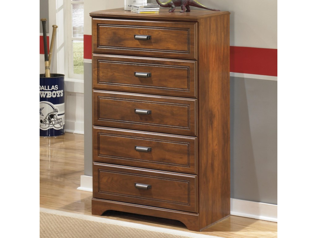 Signature Design by Ashley BarchanFive Drawer Chest