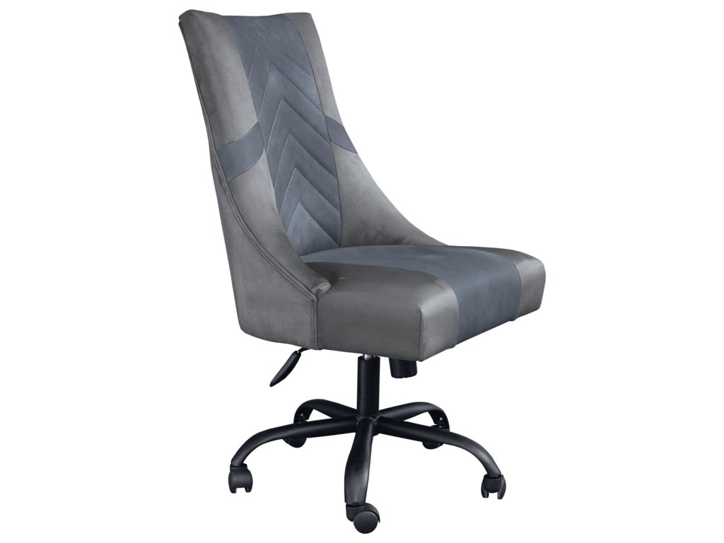 Signature Design by Ashley BarolliSwivel Gaming Chair