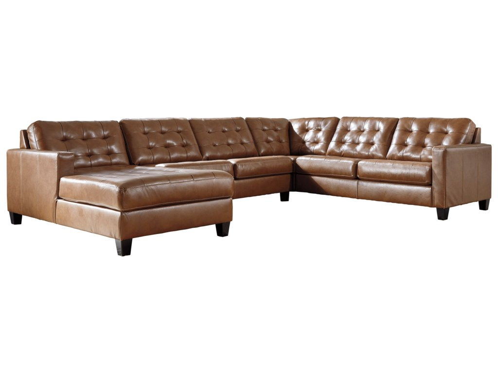 Signature Design by Ashley Baskove4-Piece Sectional