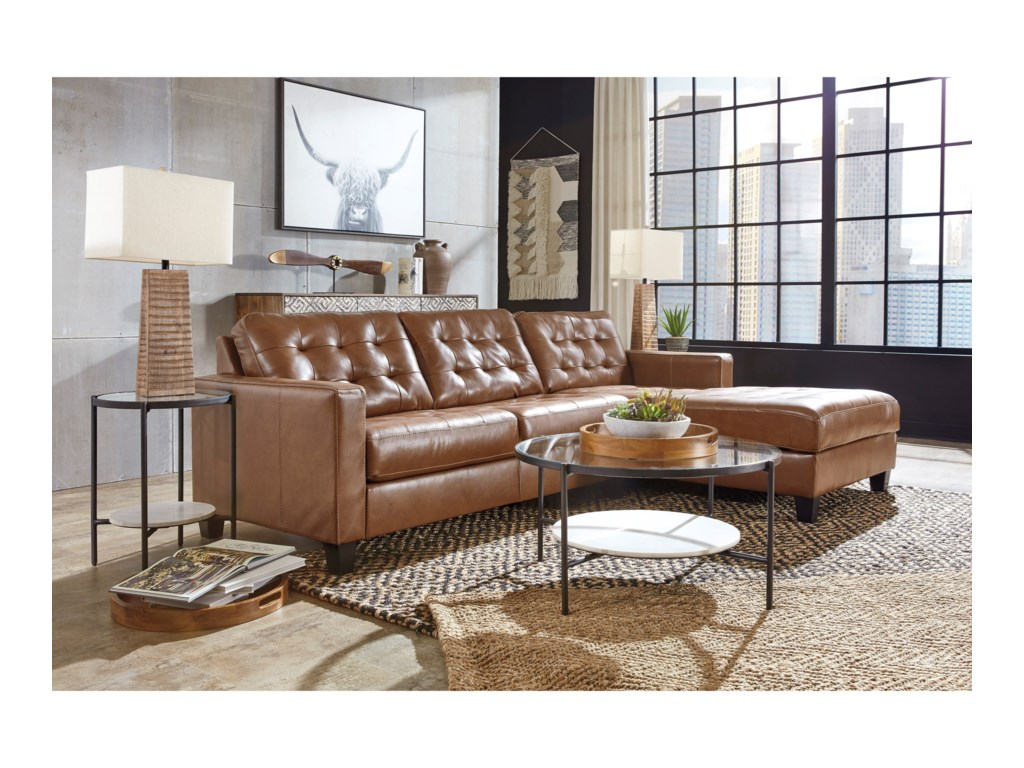 Signature Design by Ashley Baskove2-Piece Sectional