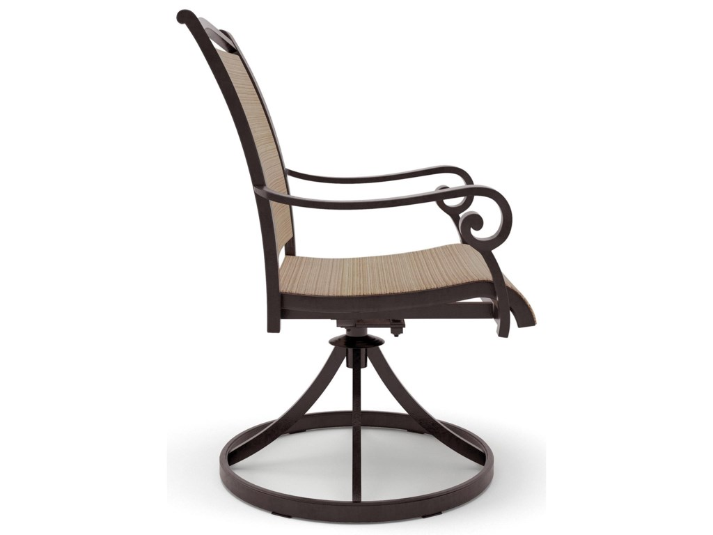Signature Design by Ashley Bass LakeSling Swivel Chair
