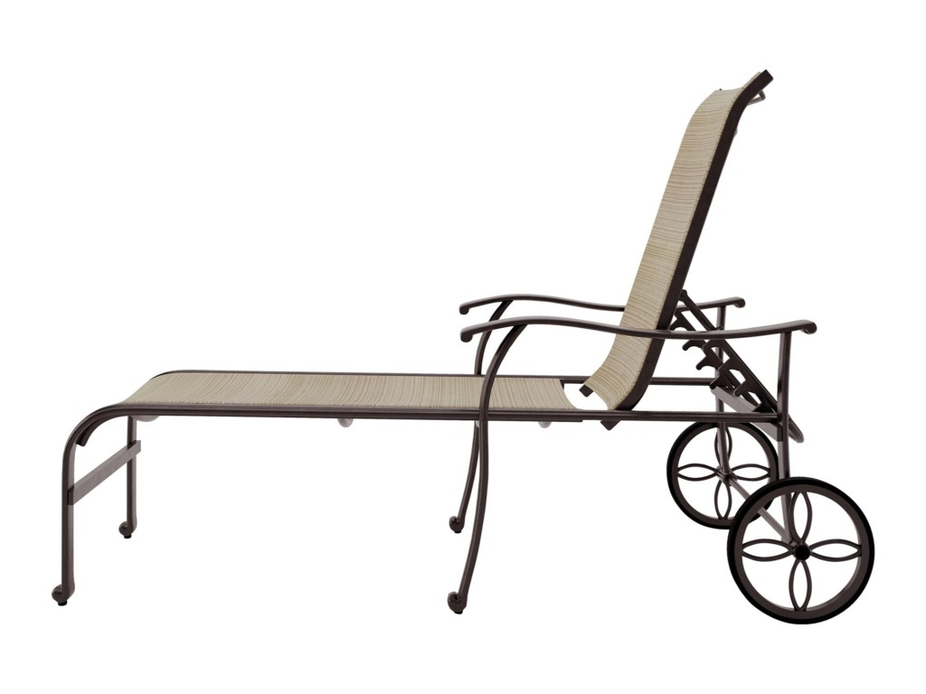 Signature Design by Ashley Bass LakeSling Chaise Lounge
