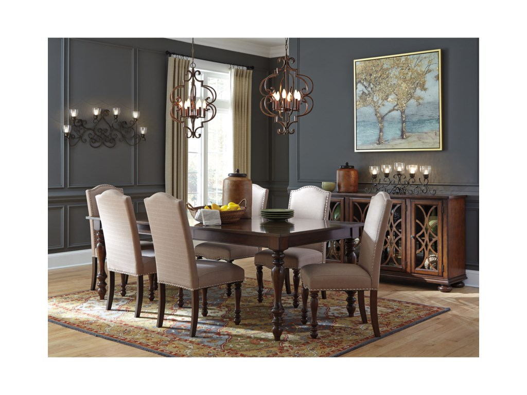 Signature Design by Ashley BaxenburgFormal Dining Room Group