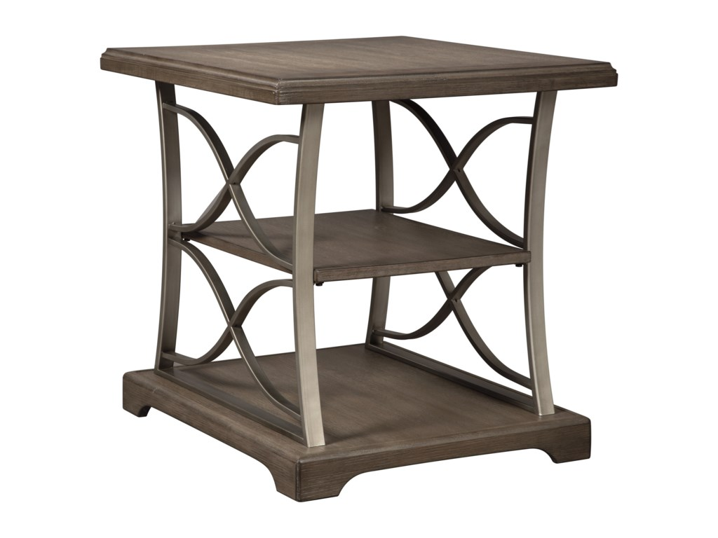 Signature Design by Ashley BaymoreRectangular End Table