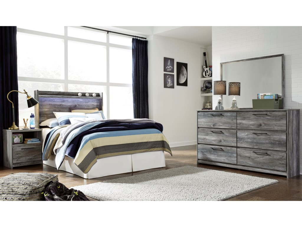 Signature Design by Ashley BaystormFull Bedroom Group