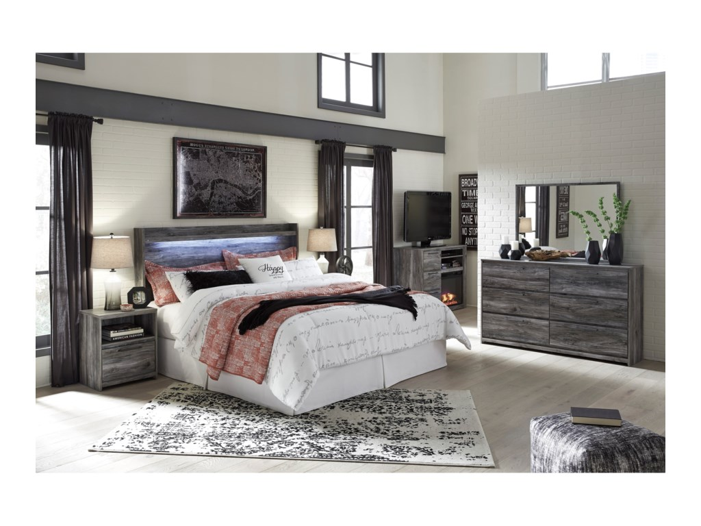 Signature Design by Ashley BaystormKing Bedroom Group