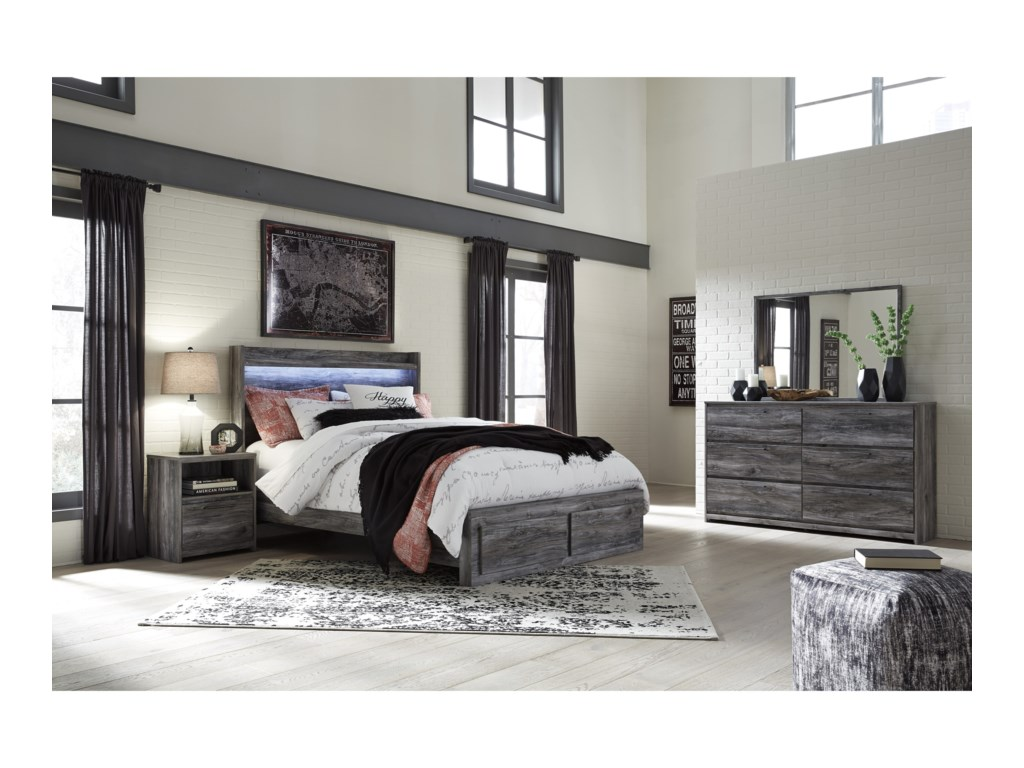 Ashley (Signature Design) BaystormQueen Bedroom Group