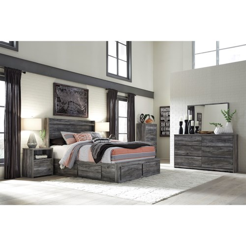 Signature Design by Ashley Baystorm King Bedroom Group