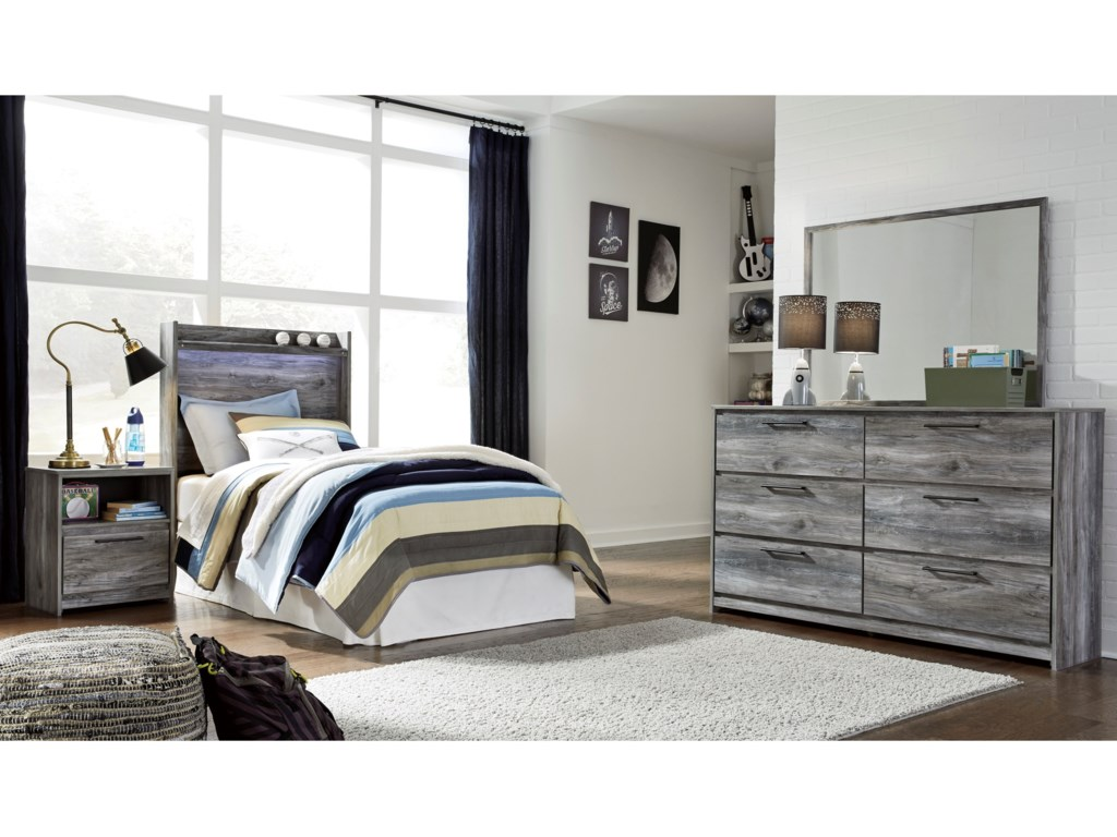 Ashley (Signature Design) BaystormTwin Bedroom Group