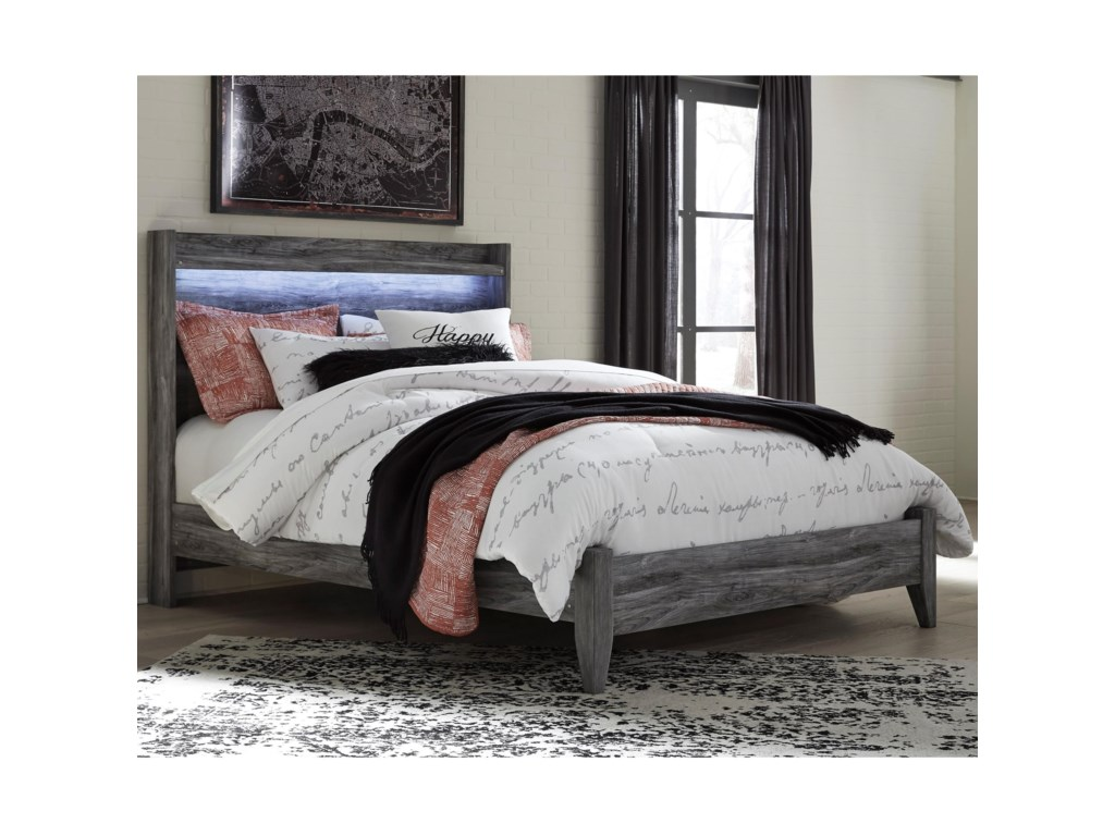 Signature Design by Ashley BaystormQueen Panel Bed