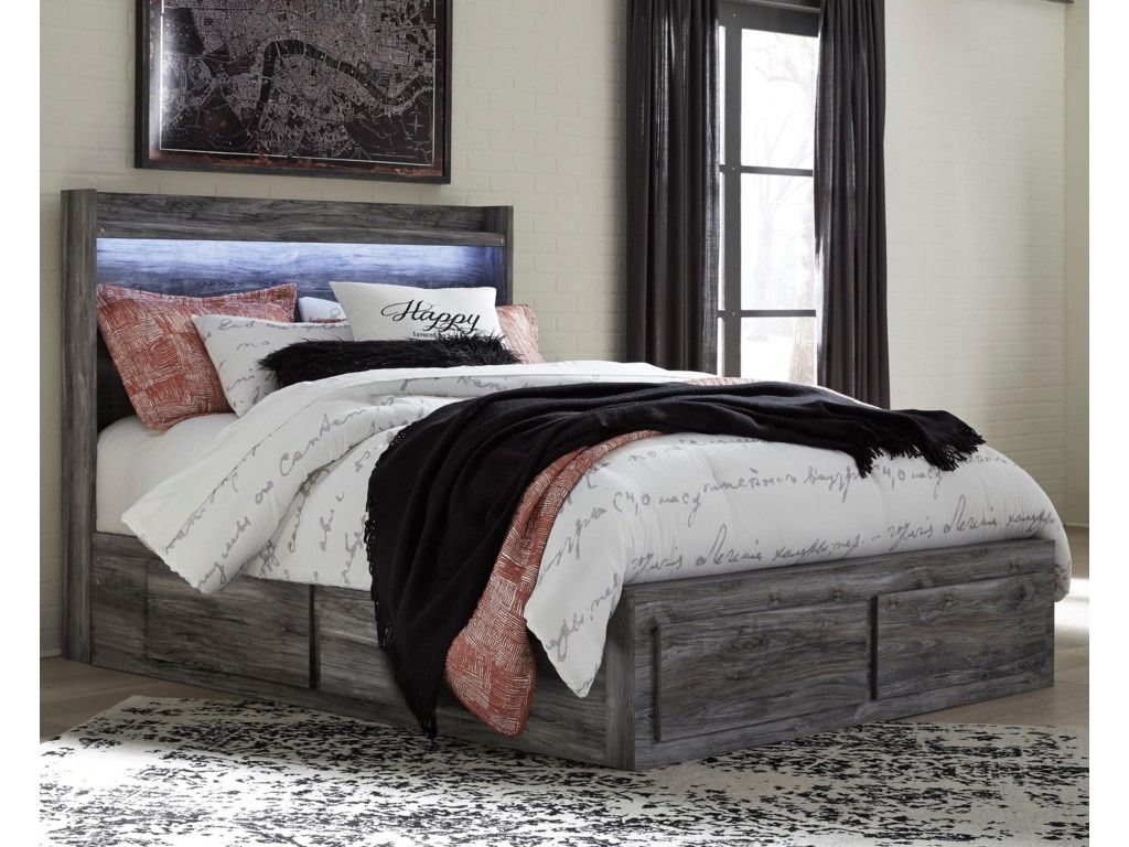 with storage ip bed vito shore south drawers en queen beds walmart gray canada