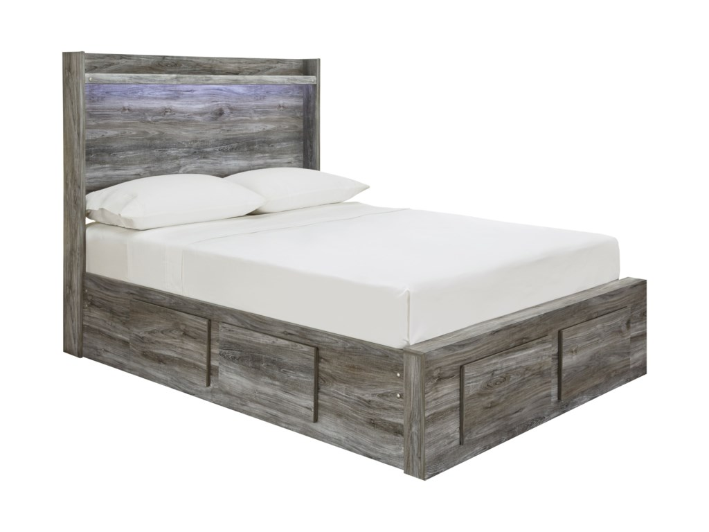 Ashley (Signature Design) BaystormFull Storage Bed with 6 Drawers