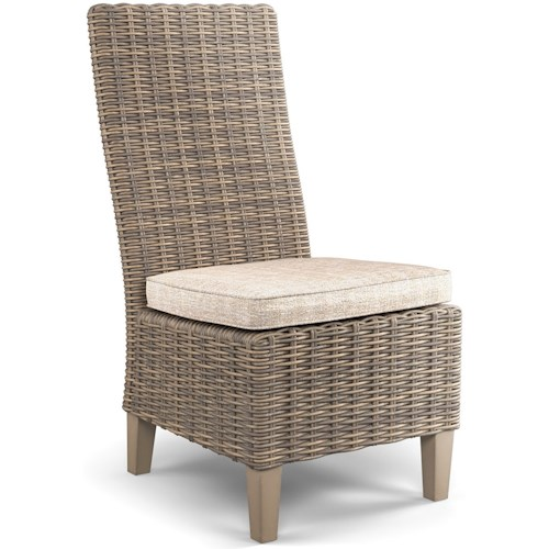 Signature Design by Ashley Beachcroft Set of 2 Side Chairs with Cushion