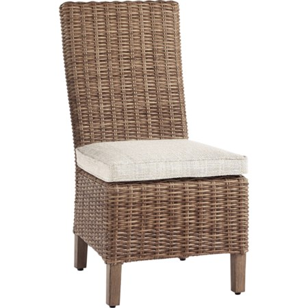 Side Chair with Cushion