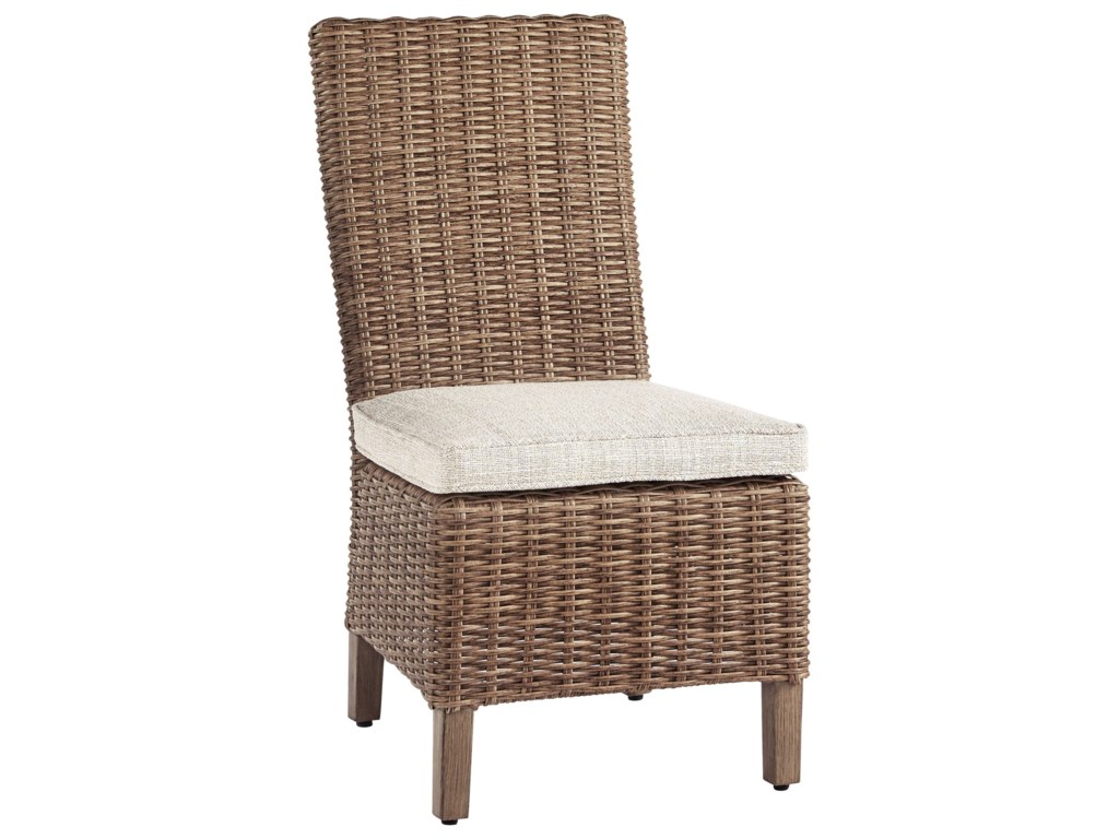 Ashley (Signature Design) BeachcroftSide Chair with Cushion