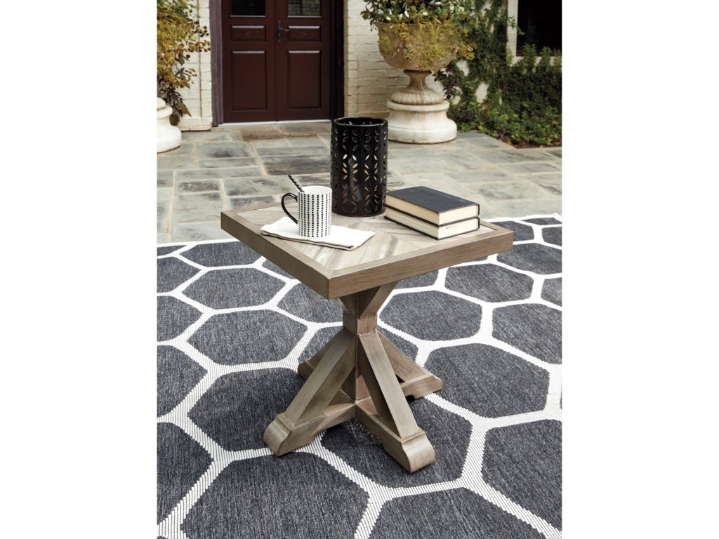 Signature Design by Ashley BeachcroftSquare End Table