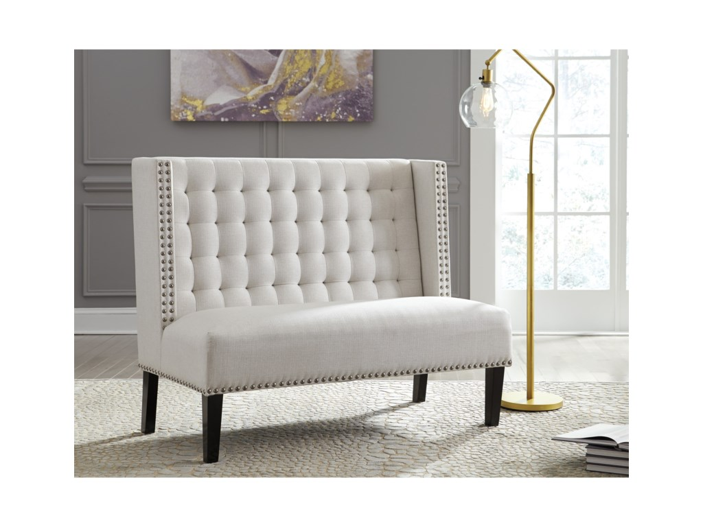 Signature Design by Ashley BeaulandSettee and Bench