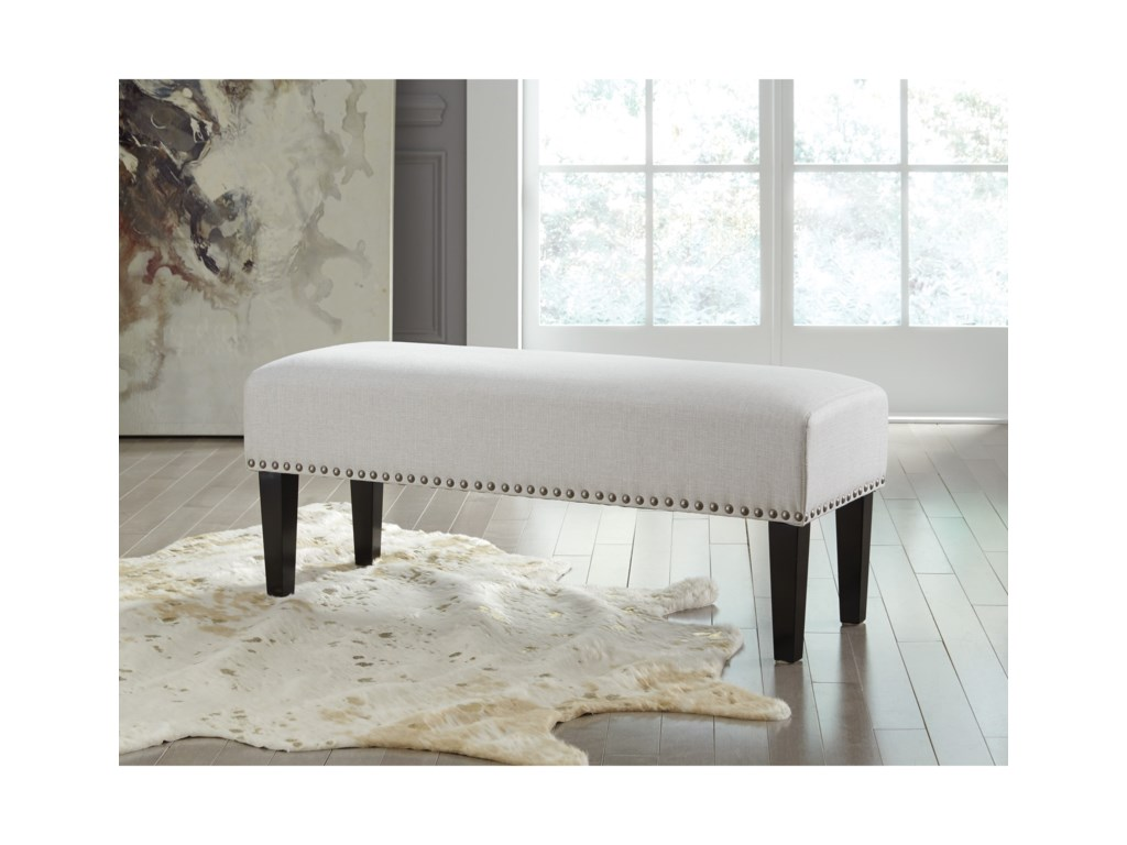 Signature Design by Ashley BeaulandAccent Bench
