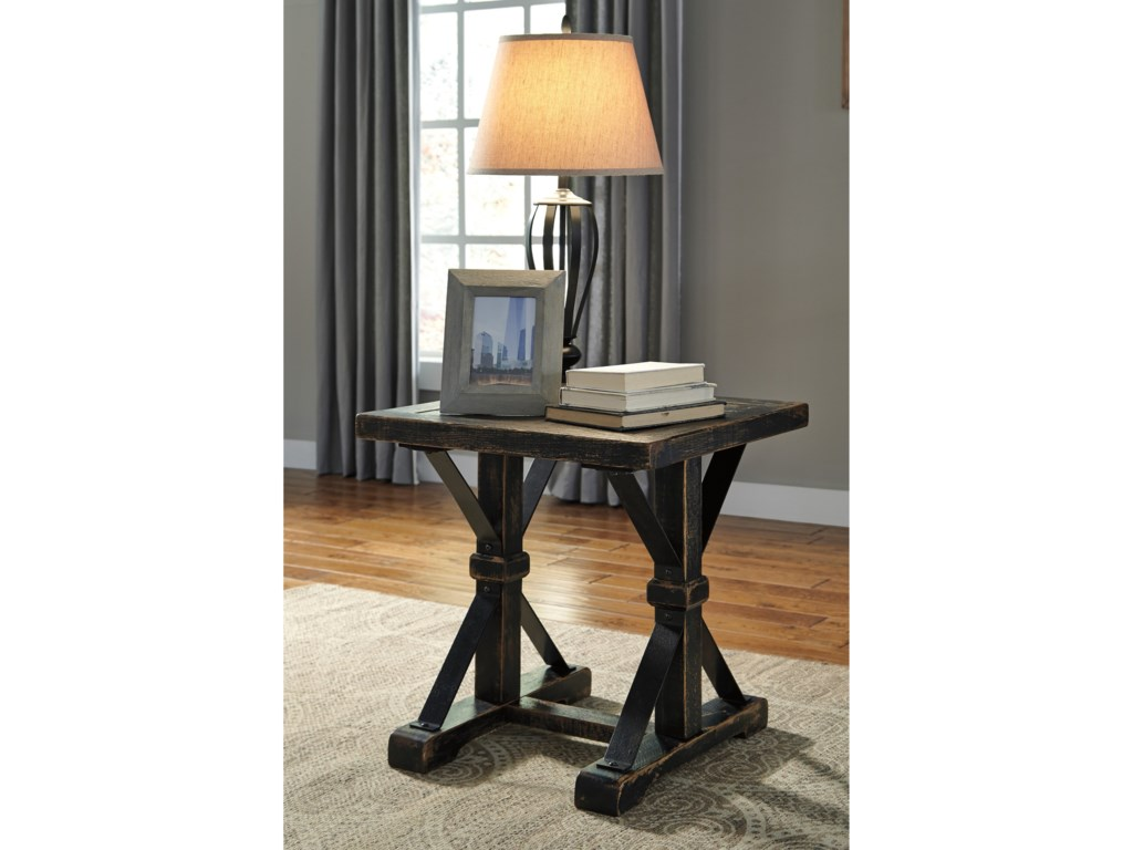 Ashley (Signature Design) BeckendorfSquare End Table