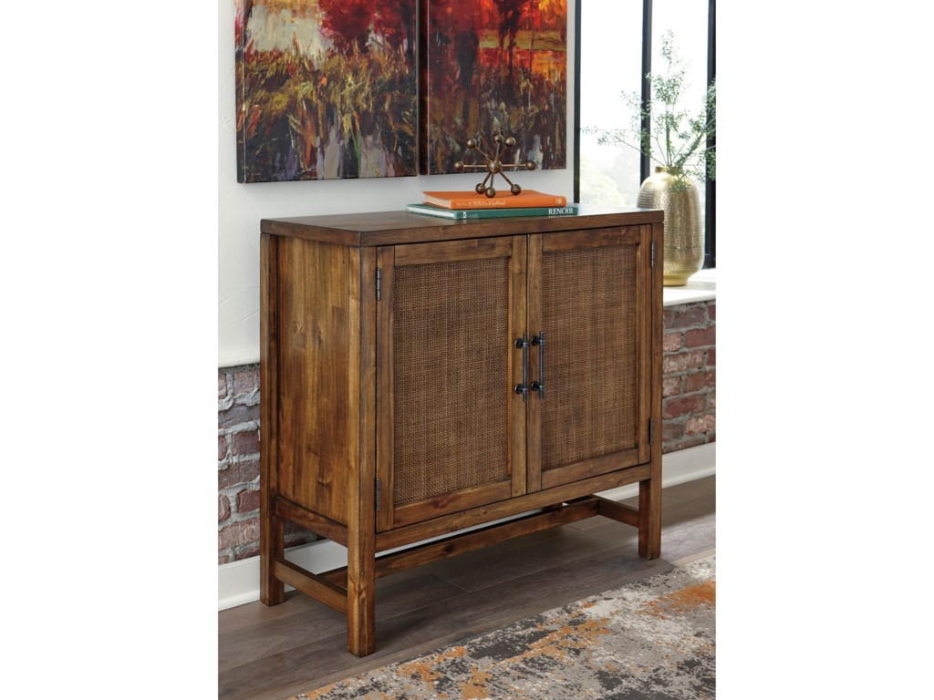Signature Design by Ashley BeckingsAccent Cabinet