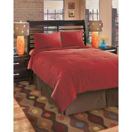 Queen Interlude Brick Top of Bed Set
