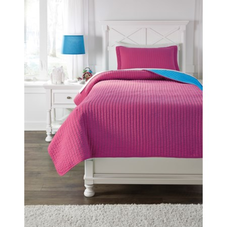 Twin Dansby Coverlet Set