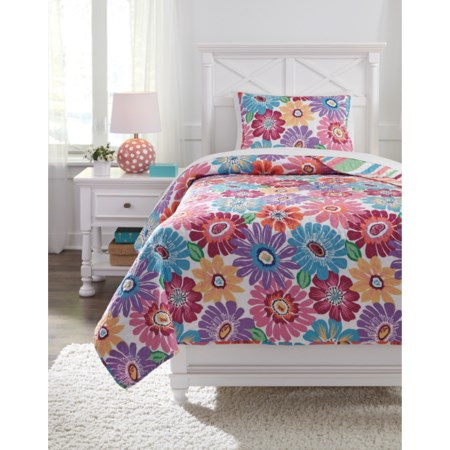 Twin Alexei Quilt Set
