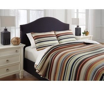 Ashley (Signature Design) Bedding SetsQueen Wiley Multi Quilt Set