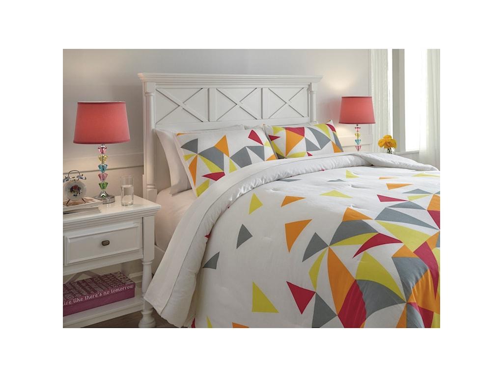 Signature Design by Ashley Bedding SetsFull Maxie Multi Comforter Set