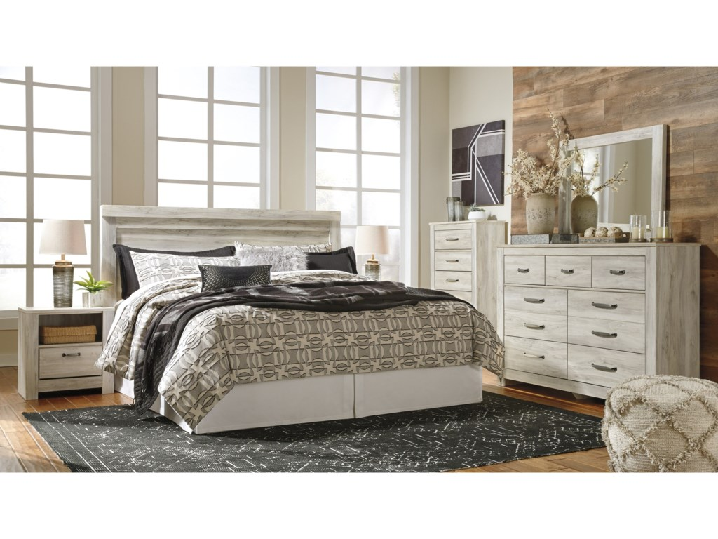 Signature Design by Ashley BellabyKing Bedroom Group