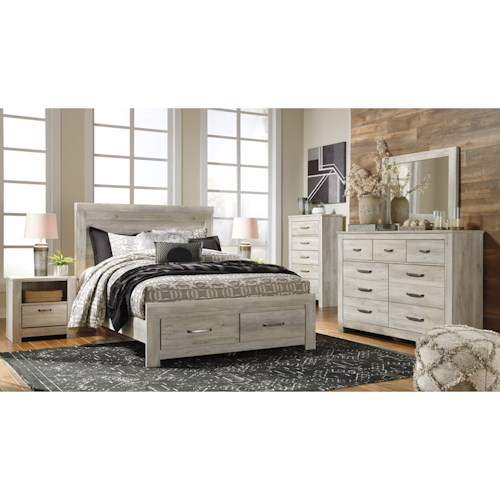 Signature Design by Ashley Bellaby Queen Bedroom Group