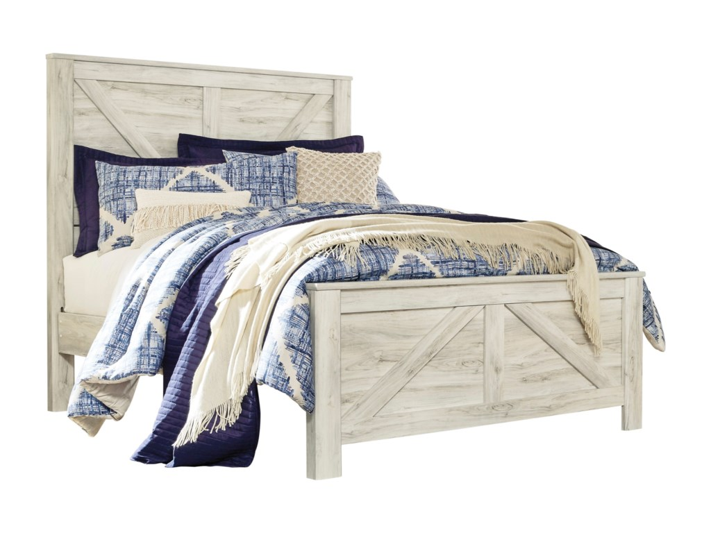 Signature Design by Ashley BellabyQueen Panel Bed