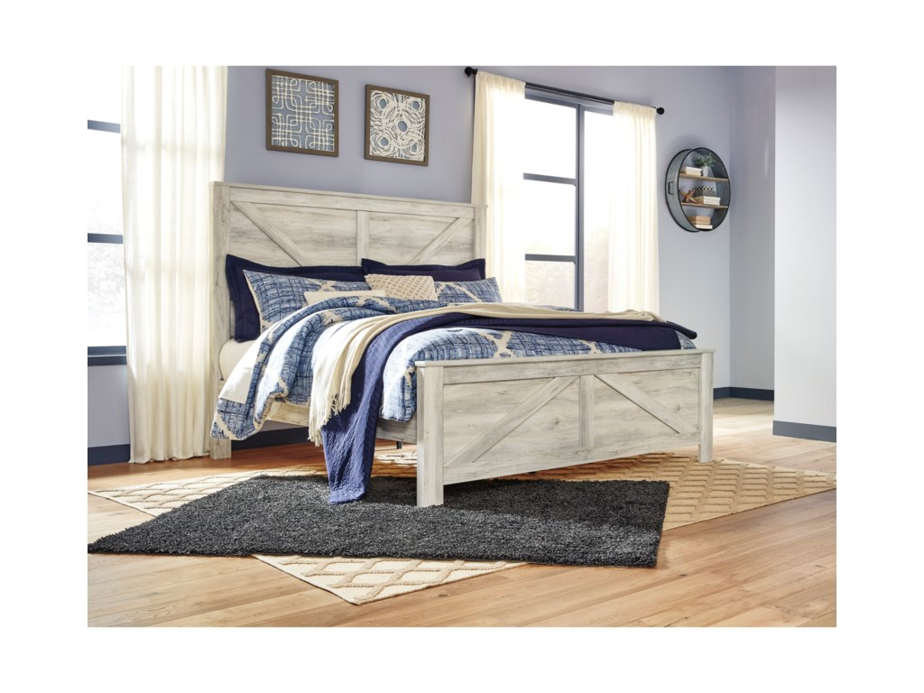 Ashley (Signature Design) BellabyKing Panel Bed
