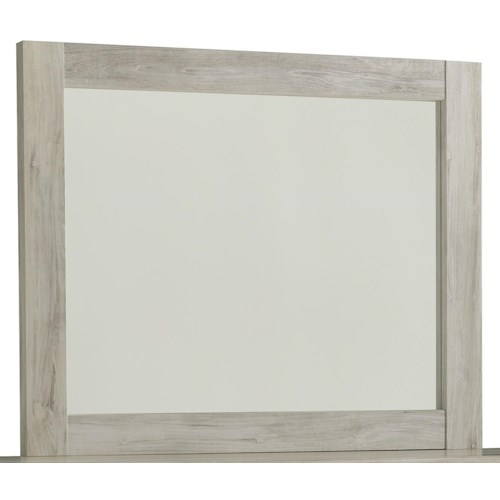 Signature Design by Ashley Bellaby Casual Bedroom Mirror