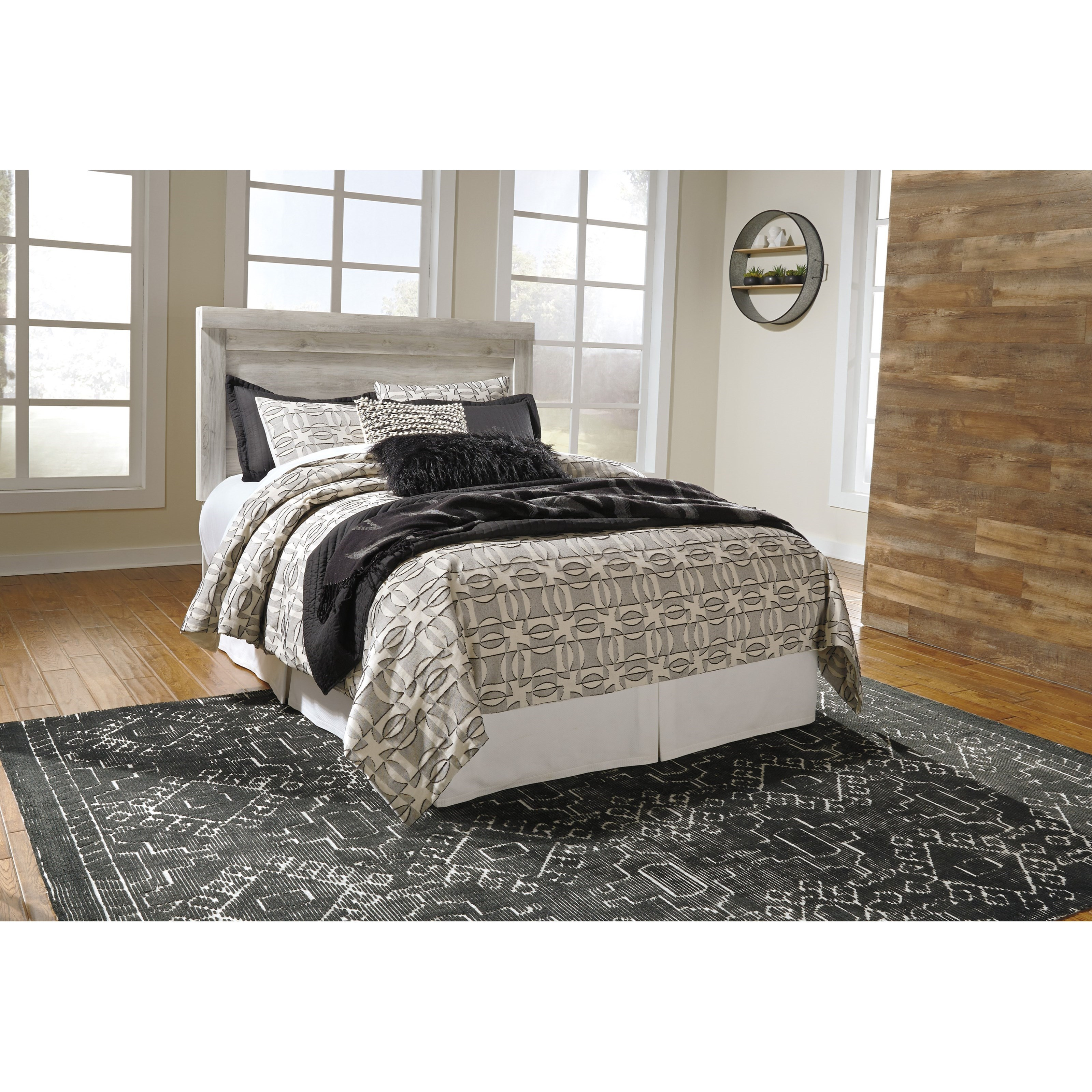 Signature Design By Ashley Bellaby Casual Queen Panel Headboard Royal Furniture Headboards