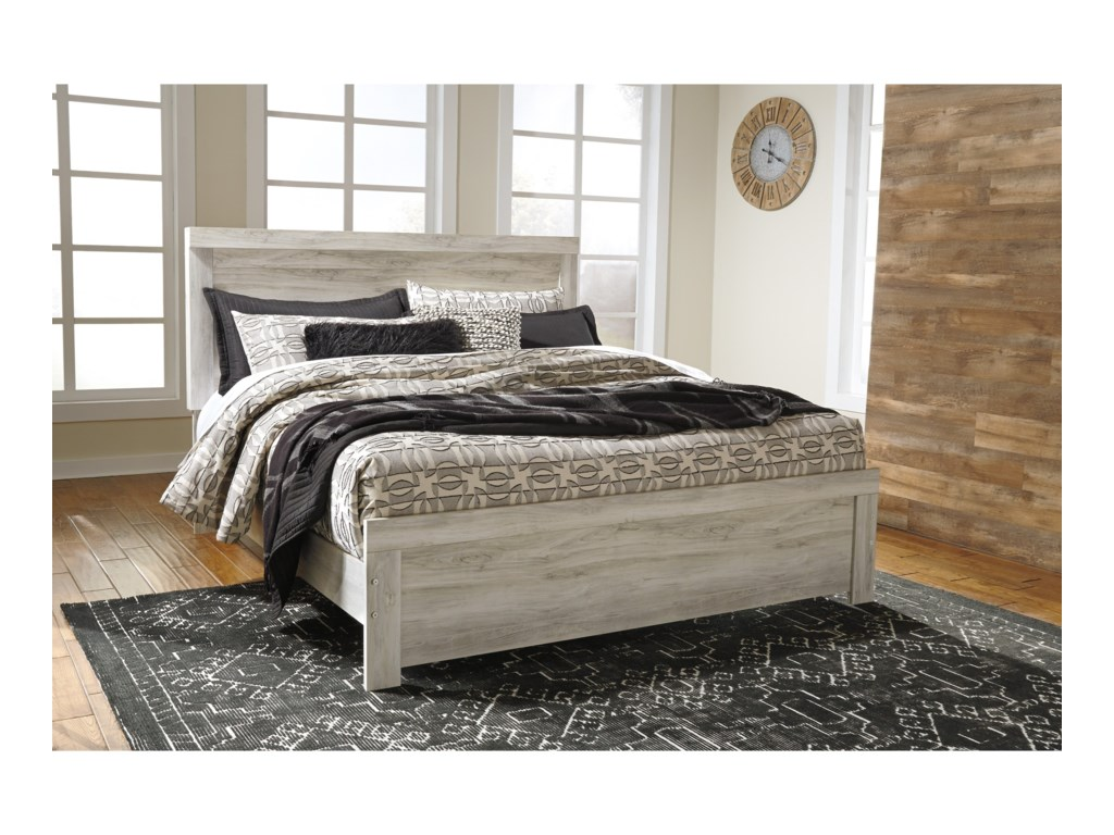 Signature Design by Ashley BellabyKing Panel Bed