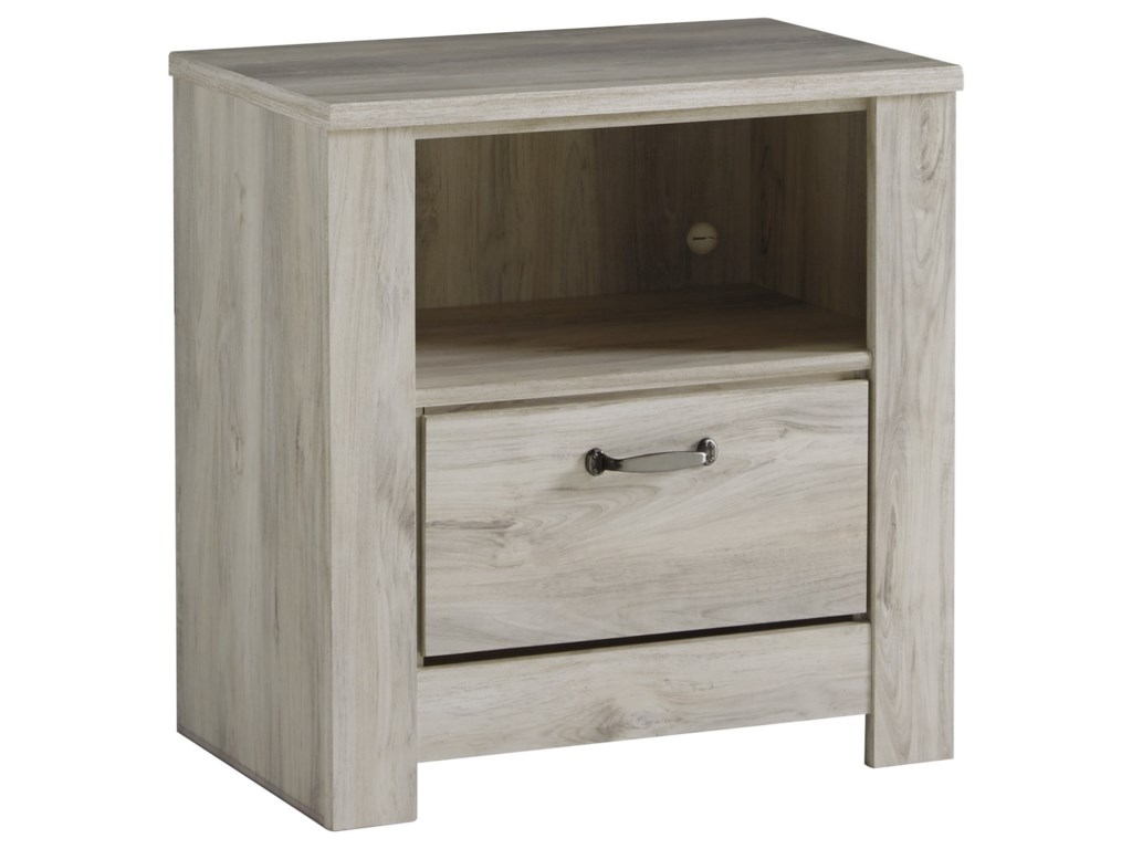 Signature Design by Ashley BellabyOne Drawer Night Stand