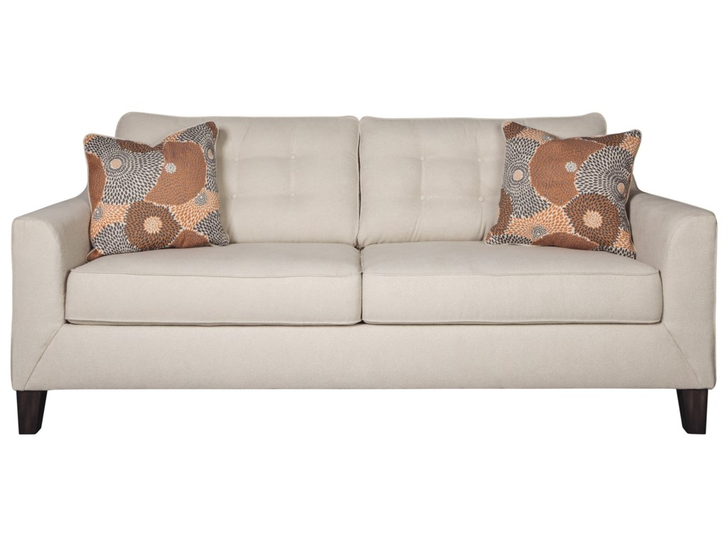 Signature Design By Ashley Benissaqueen Sofa Sleeper